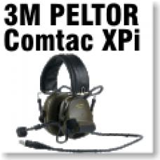 3M Peltor Comtac XPi - přehled modelů