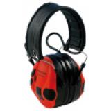 Chrániče sluchu mušlové, aktivní (elektronické)