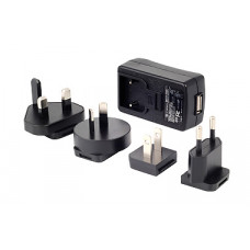 3M Peltor napájecí zdroj pro ACK03, konektor EU, 230 V (FR08)