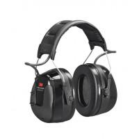 3M Peltor WorkTunes Pro FM Radio Headset, páska přes hlavu (HRXS220A)