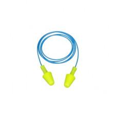 3M™ E-A-R™ Flexibilní zátkové chrániče sluchu, HA s šňůrkou, žluté
