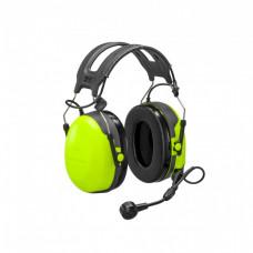 3M Peltor CH-3 FLX2 headset s PTT tlačítkem, páska přes hlavu
