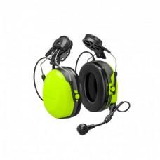 3M Peltor CH-3 FLX2 headset s PTT tlačítkem, montáž na helmu