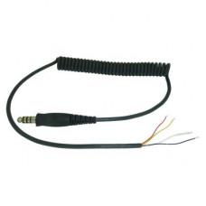 3M PELTOR kabel s konektorem TP120