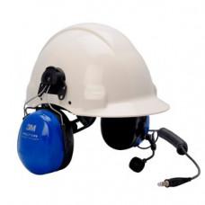 3M Peltor komunikační set s dvojitými mušlovými chrániči s uchycením na přilbu