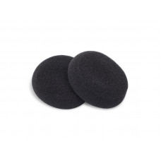 Axtel Foam earplate cushion – gray thick donut (for PRO XL)