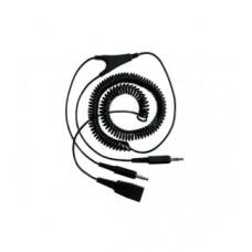 GN Netcom PC kabel, 2x 3,5mm jack, pro pevné soupravy