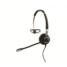 Jabra BIZ™ 2400 II Duo - Type: 82 E-STD, NC, Wideband, FreeSpin, (Headband, neckband, Ear hook)
