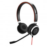 Jabra Evolve 40 duo, 3,5 jack
