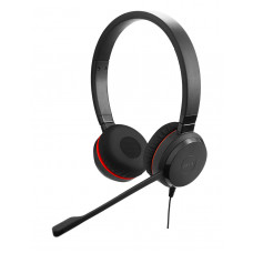 Jabra Evolve 30 duo, 3,5 jack