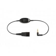 GN Netcom připojovací kabel - 8800-00-84 - Nokia 3,5mm jack, 0,5m