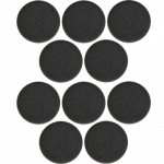 Pěnový ušní polštářek pro Jabra Evolve 20,30,45,65 (balení à1ks)