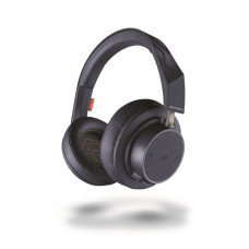 Plantronics Backbeat GO 600 stereo headset, bluetooth v 4.1, modrý