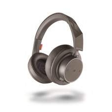 Plantronics Backbeat GO 600 stereo headset, bluetooth v 4.1, šedý