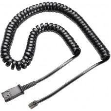 Plantronics Polaris U10P-S Reversed, připojovací kabel