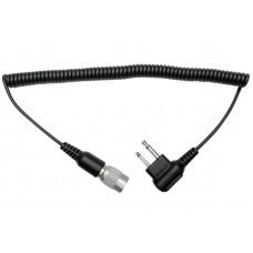 Kabel pro Motorola PMR, Twin-pin Connector