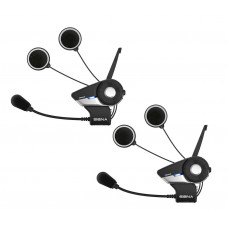 Interkom / headset na motorku Sena 20S dvojitá sada