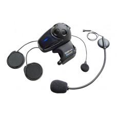 Interkom / headset na motorku Sena SMH10 s univerzální sadou mikrofonů