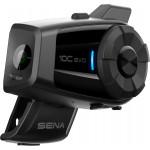 Sena 10C EVO - Bluetooth headset, interkom a kamera