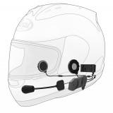 Headsety a interkomy pro motorky