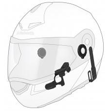 Interkom / headset Sena 10U pro helmy Schuberth C3/C3 Pro