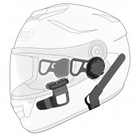 Interkom / headset Sena 10U pro helmy Shoei GT-Air