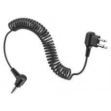 2-way Radio Cable for Motorola Twin-pin Connector for Sena TuffTalk