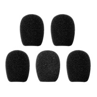 Microphone Sponges (5 pcs)  for Tufftalk for Sena TuffTalk