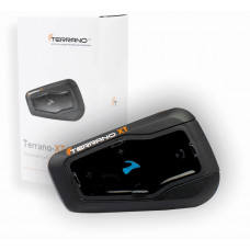 Terrano-XT - headset / interkom na cykl. přilbu