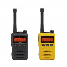 Vertex EVX-S24 DPR (UHF, 403 – 480 MHz), černá