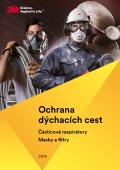 Katalog ochrana dýchacích cest 3M