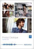 Katalog produktů Plantronics