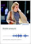 Katalog mobilní headsety Plantronics